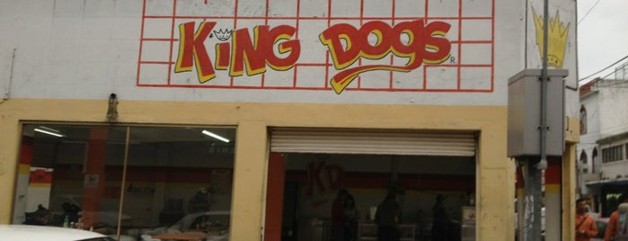 King Dogs is one of Madero.