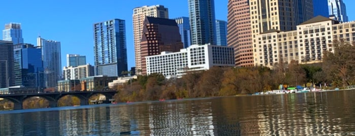 Town Lake is one of Austin.