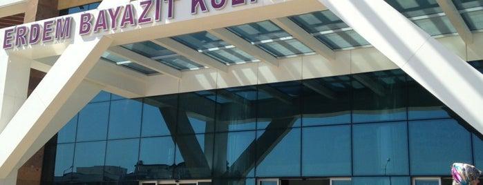 Erdem Bayazıt Kültür Merkezi is one of ANTALYA #2 🌊.