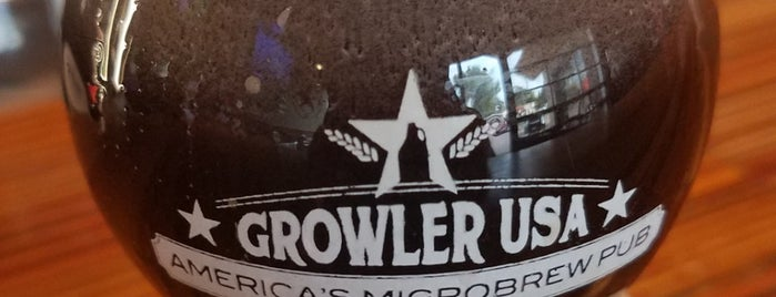 Growler USA is one of To Do List.