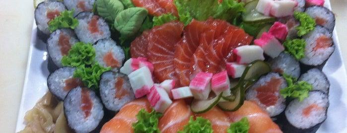 Akari Gastronomia Japonesa is one of สถานที่ที่บันทึกไว้ของ Rodrigo.