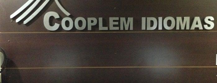 Cooplem Idiomas is one of Camila : понравившиеся места.