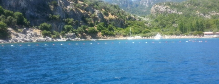 Marmaris orca yat turu is one of Favori Yerler.