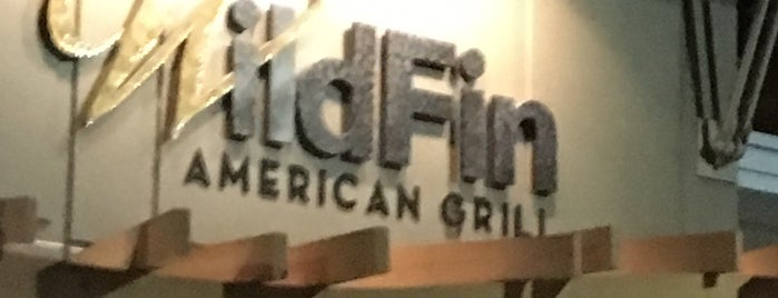Wildfin American Grill is one of Seattle, WA.
