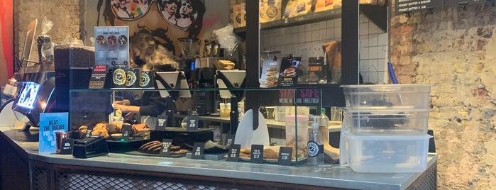 Black Sheep Coffee is one of LDN - Brunch/coffee/ breakfast.