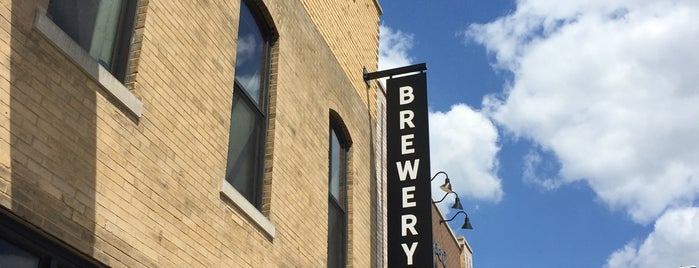 Wellspent Brewing Company is one of St. Louis.