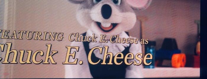 Chuck E. Cheese's is one of Locais curtidos por asma.