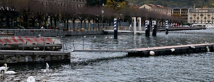 Lake Como , Italy is one of Kübra : понравившиеся места.