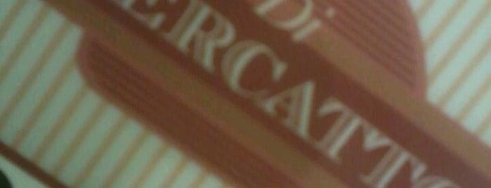 Di Mercatto is one of VAMOS LA.....