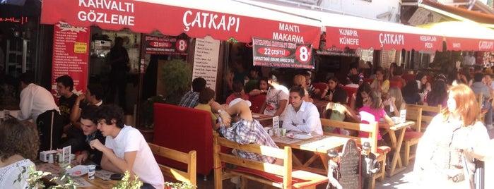 Çatkapı is one of * GEÇİYORDUM UĞRADIM *.