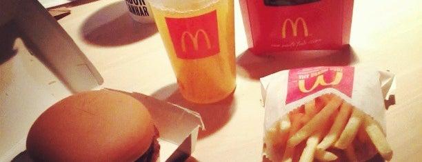 McDonald's is one of Posti che sono piaciuti a Raphaël.