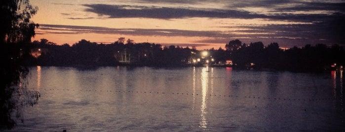 Верхнее Суздальское озеро is one of Любимые Места.