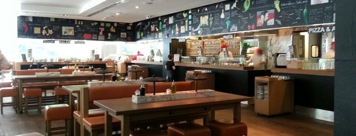 Vapiano is one of TNGG Recommends.