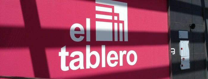 C.C. El Tablero is one of Orte, die Deedee gefallen.