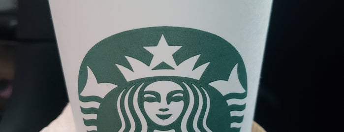 Starbucks is one of Horacio 님이 좋아한 장소.