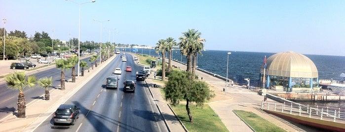 Güzelyalı Sahili is one of สถานที่ที่บันทึกไว้ของ Emre.