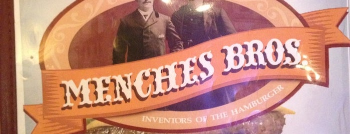 Menches Brothers is one of Best Burgers Around the Country.