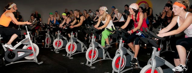 JoyRide Indoor Cycling is one of Posti che sono piaciuti a David.