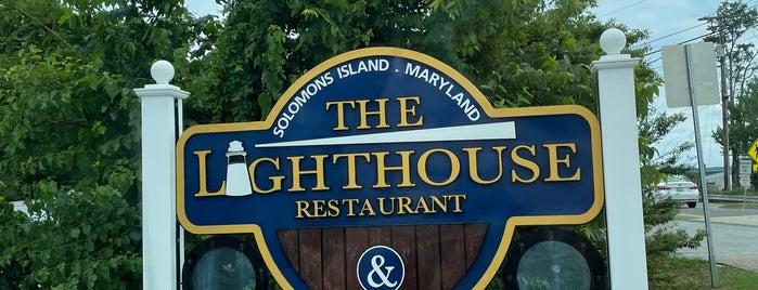 The Lighthouse Restaurant and Dock Bar is one of Rachel'in Beğendiği Mekanlar.