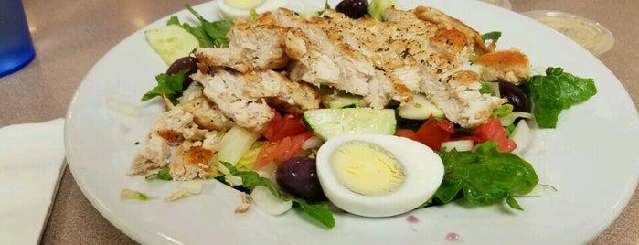 Maritsa's Cuisine is one of Jersey.