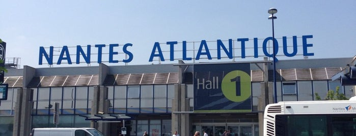 Aéroport Nantes Atlantique (NTE) is one of Airports Worldwide....