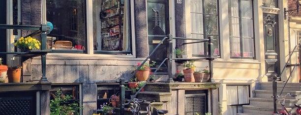 Leidsegracht is one of World Traveling via Instagram.