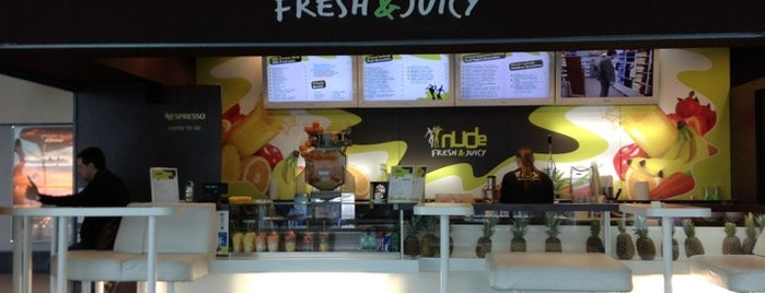 Nude Fresh & Juicy is one of PRAGUE.