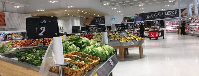 Coles is one of Perth.