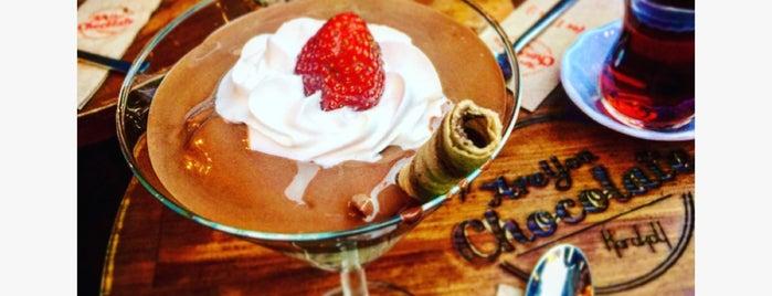 Are You Chocolate Karaköy is one of Görülmesi Gereken Yerler.