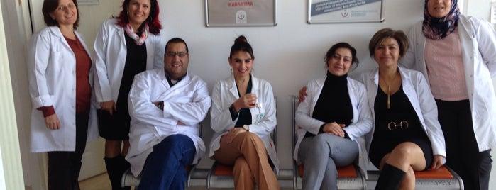 23 Nolu Arapsuyu Aile Sağlık Merkezi is one of Orte, die 🌜🌟hakan🌟🌛 gefallen.