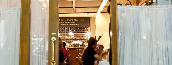 Tappo Trattoria is one of Incríveis Restaurantes de SP.