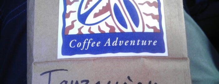 Zanzibar's Coffee Adventure is one of DSM Coffee.
