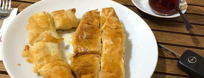 Kek Börek is one of bursa.