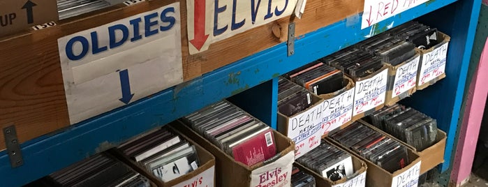 Record Shops to Check Out