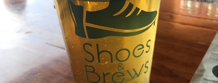 Shoes & Brews is one of Things to try in Colorado!.
