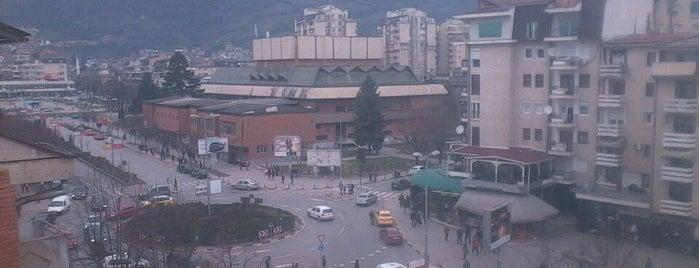Tetovo City Center is one of สถานที่ที่ Erkan ถูกใจ.
