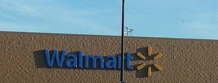 Walmart Supercenter is one of Orte, die Cristian gefallen.
