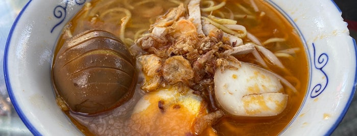 CY Choy Road Hokkien Mee is one of Penang Food Guide.