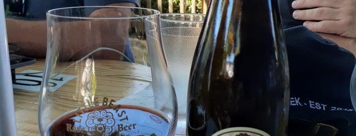 Little Beast Brewing Beer Garden is one of PDX.