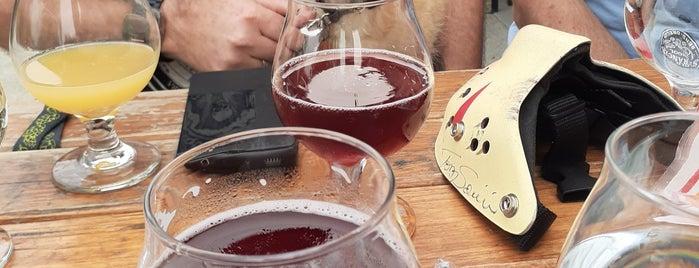 Fieldwork Brewing Company is one of Berkeley.