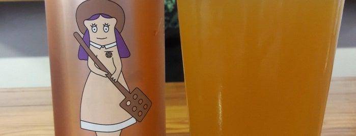Ale Industries is one of Craft Breweries.