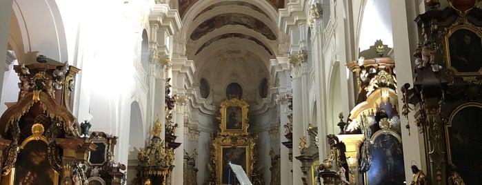 Kostel sv. Tomáše is one of Prague (Praha).