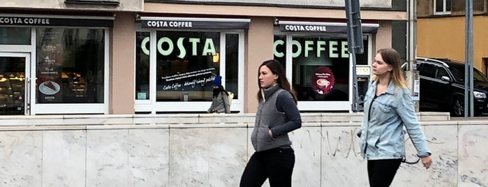 Costa Coffee is one of Bee Heere.