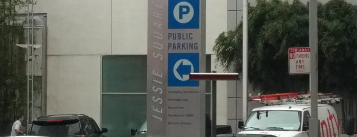 Jessie Square Garage is one of Carla's Liked Places.