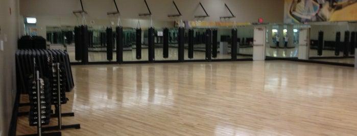 LA Fitness is one of Posti che sono piaciuti a Schyler.