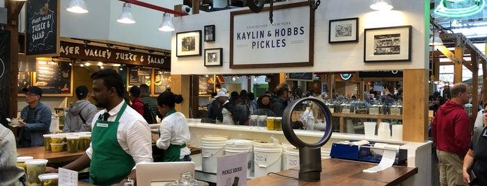 Kaylin & Hobbs Pickles is one of British Columbia.