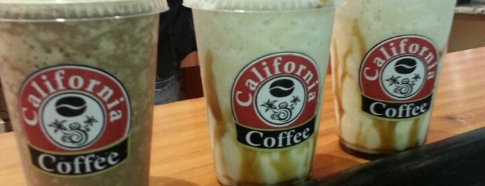 California Coffee is one of Eduardo 님이 좋아한 장소.