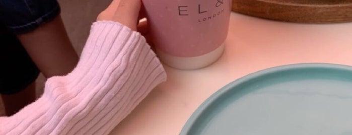 EL&N is one of London Desserts.