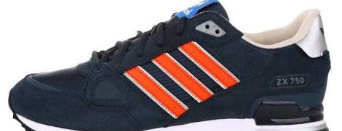 Adidas is one of สถานที่ที่ SUAT YALÇIN ถูกใจ.
