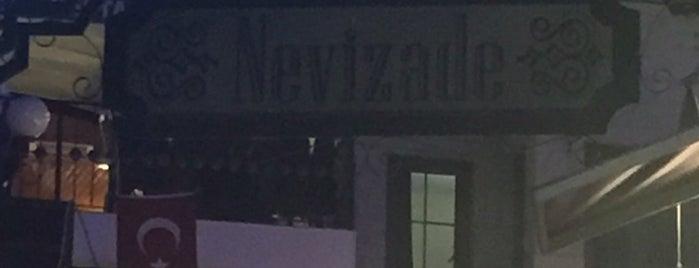 Nevizade is one of สถานที่ที่ SUAT YALÇIN ถูกใจ.
